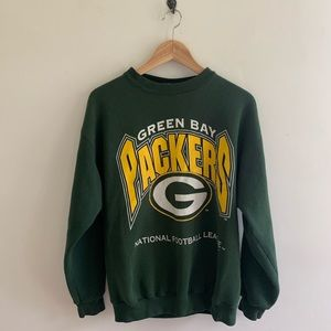 Vintage 90s packers Green Bay sweatshirt Crewneck